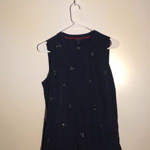 Tommy Hilfiger Navy Blue Dress
